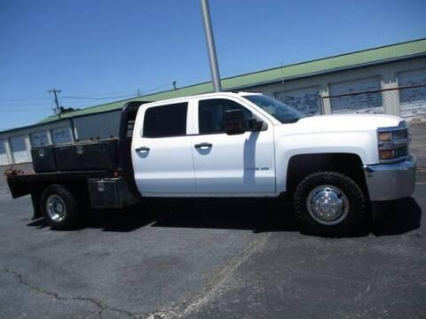 2015 Chevrolet Silverado 3500HD for sale at GOWEN WHOLESALE AUTO in Lawrenceburg TN