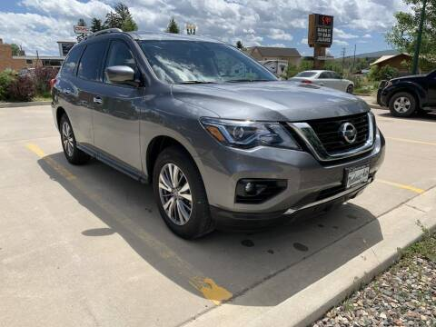 2019 Nissan Pathfinder for sale at Northwest Auto Sales & Service Inc. in Meeker CO