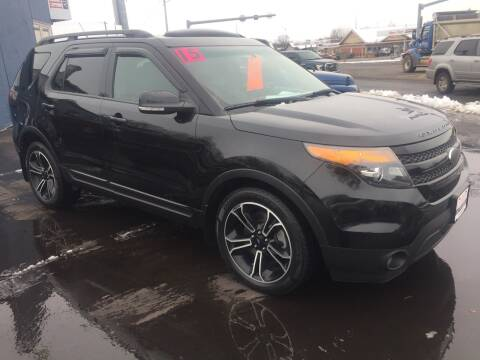2015 Ford Explorer for sale at Flambeau Auto Expo in Ladysmith WI