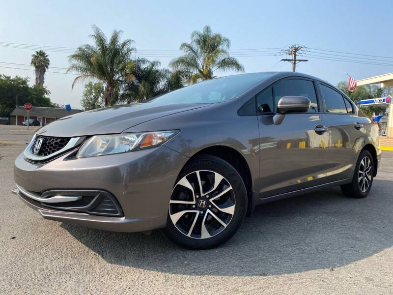 2015 Honda Civic for sale at Imports Auto Outlet in Spring Valley CA