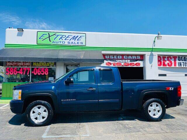 2011 Chevrolet Silverado 1500 for sale at Extreme Auto Sales in Clinton Township MI