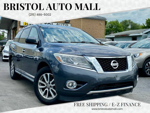 2014 Nissan Pathfinder for sale at Bristol Auto Mall in Levittown PA