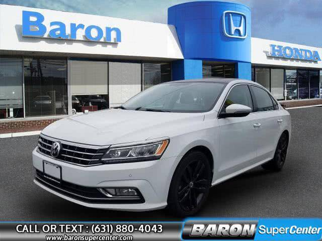2018 Volkswagen Passat for sale at Baron Super Center in Patchogue NY