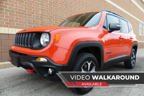 2019 Jeep Renegade for sale at Macomb Automotive Group in New Haven MI