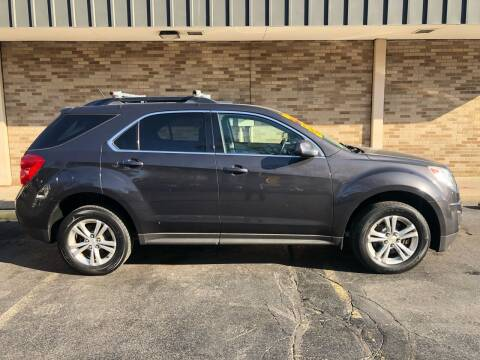 2014 Chevrolet Equinox for sale at Arandas Auto Sales in Milwaukee WI