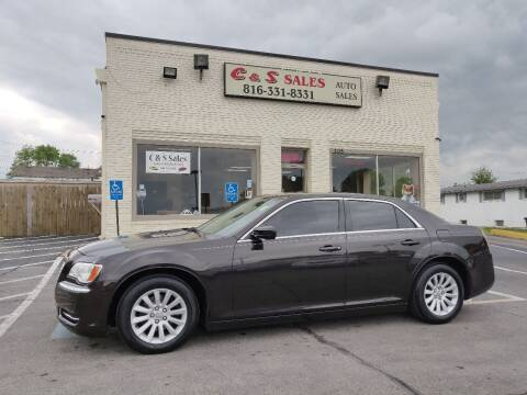 2013 Chrysler 300 for sale at C & S SALES in Belton MO
