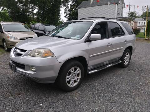 2005 Acura MDX for sale at Nerger's Auto Express in Bound Brook NJ