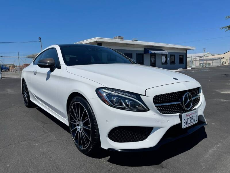 2017 Mercedes-Benz C-Class for sale at Approved Autos in Sacramento CA