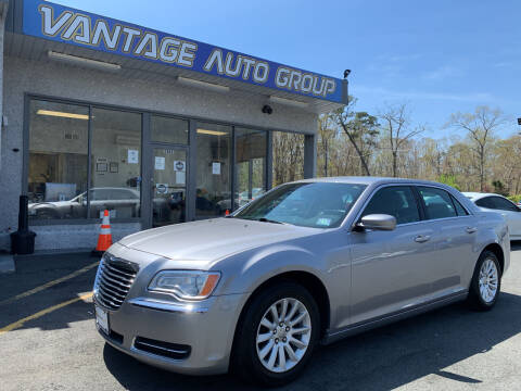 2014 Chrysler 300 for sale at Vantage Auto Group in Brick NJ
