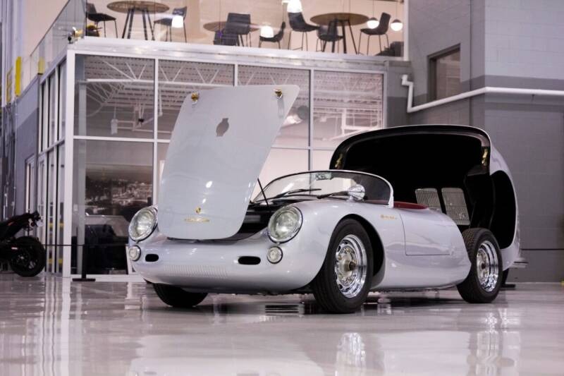 1955 Porsche 550 Spyder for sale in Indian Trail, NC