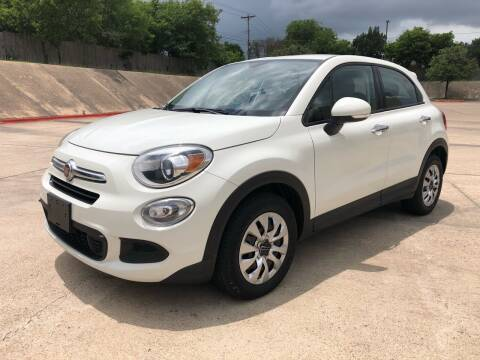 2016 FIAT 500X for sale at Royal Auto LLC in Austin TX