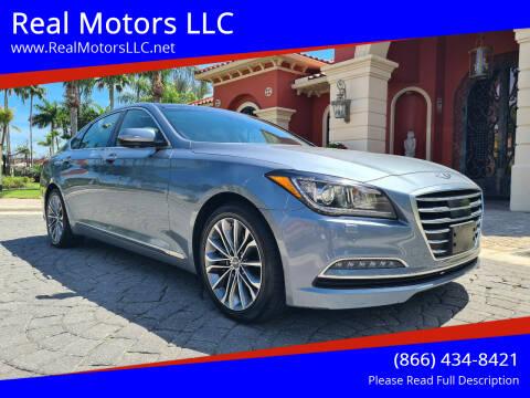 2016 Hyundai Genesis for sale at Real Motors LLC in Clearwater FL