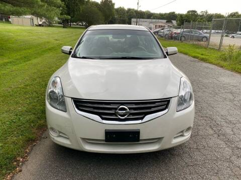 2010 Nissan Altima Hybrid for sale at Speed Auto Mall in Greensboro NC