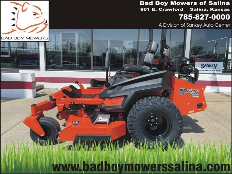 Bad Boy Rogue 61  (#7224) for sale at Bad Boy Mowers Salina in Salina KS