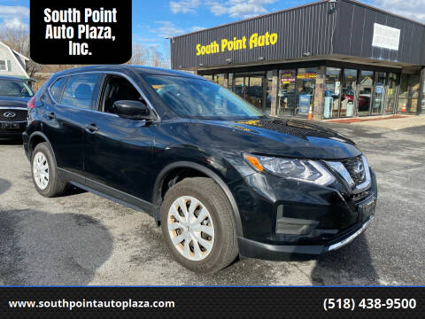2017 Nissan Rogue for sale at South Point Auto Plaza, Inc. in Albany NY