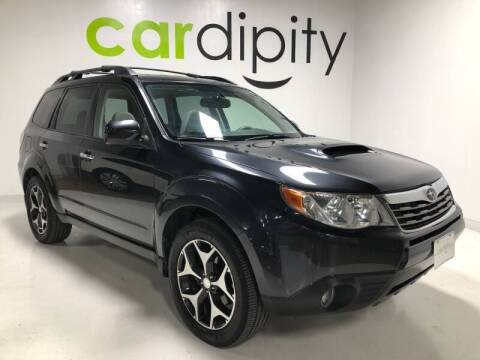 2009 Subaru Forester for sale at Cardipity in Dallas TX