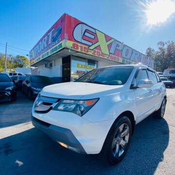 2008 Acura MDX for sale at EXPORT AUTO SALES, INC. in Nashville TN