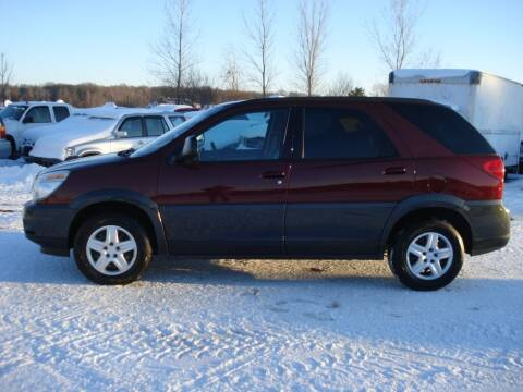 2004 Buick Rendezvous for sale at North Star Auto Mall in Isanti MN
