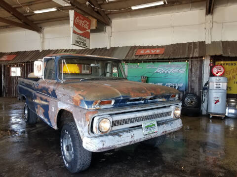 1964 Chevrolet C/K 10 Series for sale at Cool Classic Rides in Redmond OR