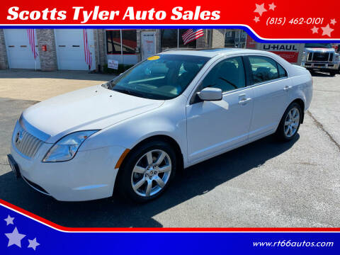 2010 Mercury Milan for sale at Scotts Tyler Auto Sales in Wilmington IL
