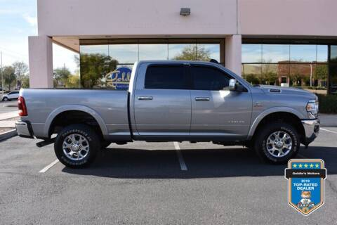 2020 RAM Ram Pickup 2500 for sale at GOLDIES MOTORS in Phoenix AZ