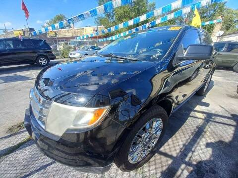 2008 Ford Edge for sale at One Stop Auto Sales in Midlothian IL