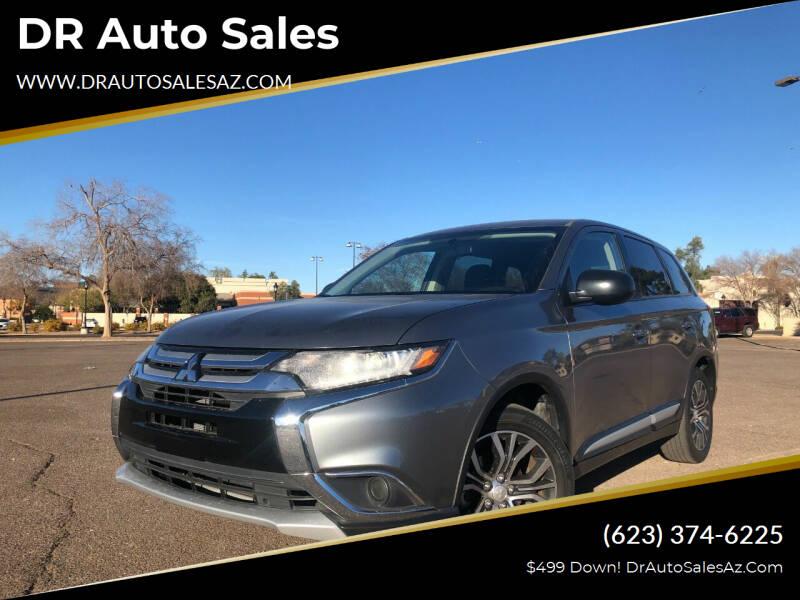 2016 Mitsubishi Outlander for sale at DR Auto Sales in Glendale AZ
