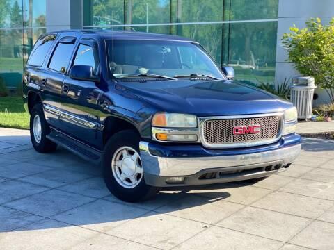 2003 GMC Yukon for sale at Top Motors in San Jose CA