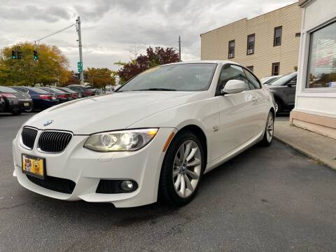 2013 BMW 3 Series for sale at ADAM AUTO AGENCY in Rensselaer NY