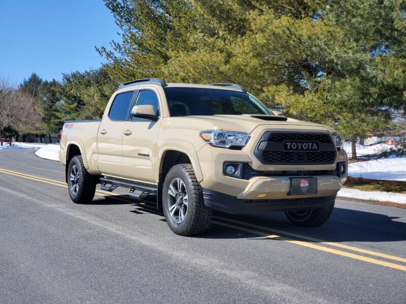 2016 Toyota Tacoma for sale at RoseLux Motors LLC in Schnecksville PA