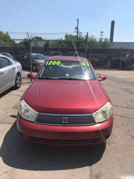2003 Saturn L-Series for sale at Square Business Automotive in Milwaukee WI