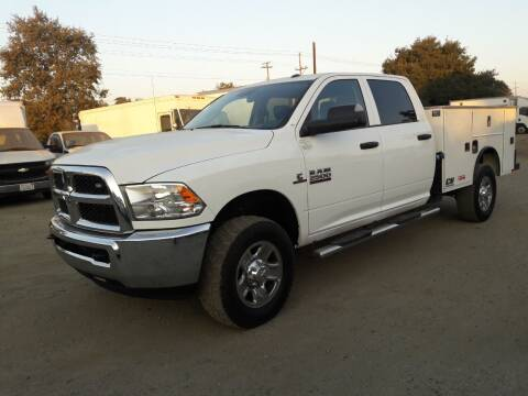 2018 RAM Ram Pickup 2500 for sale at DOABA Motors in San Jose CA