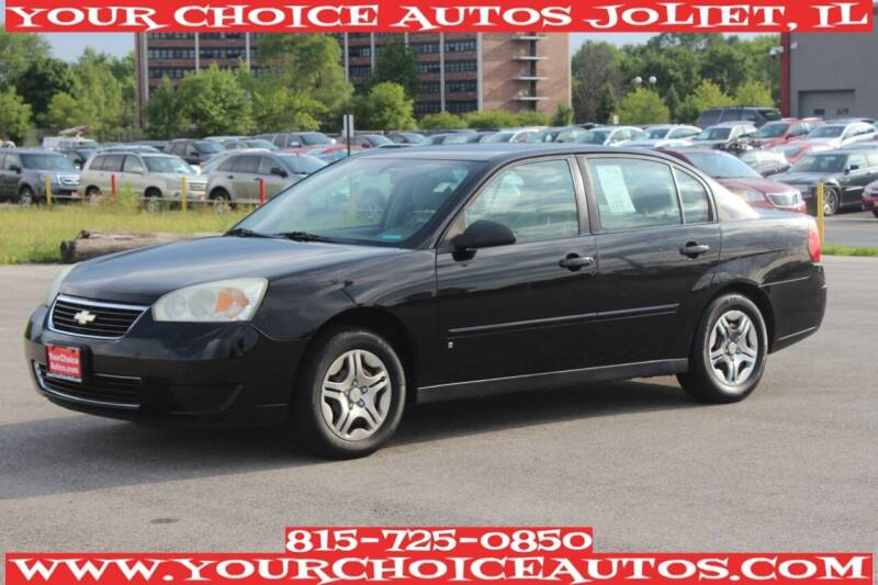2007 Chevrolet Malibu for sale at Your Choice Autos - Joliet in Joliet IL