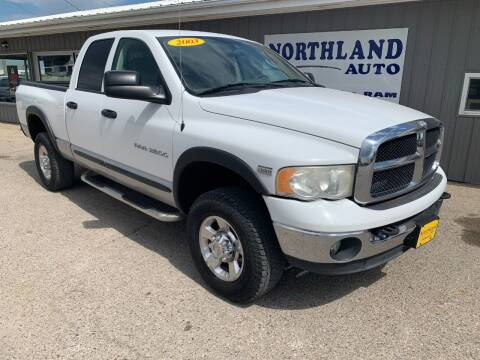 2003 Dodge Ram Pickup 2500 for sale at Northland Auto in Humboldt IA