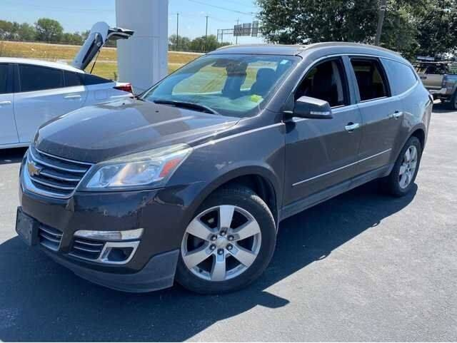 2014 Chevrolet Traverse for sale at FREDY USED CAR SALES in Houston TX