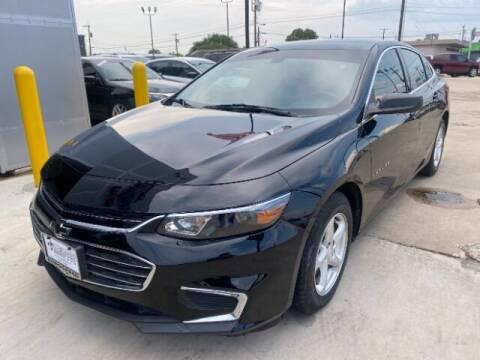 2018 Chevrolet Malibu for sale at Eurospeed International in San Antonio TX