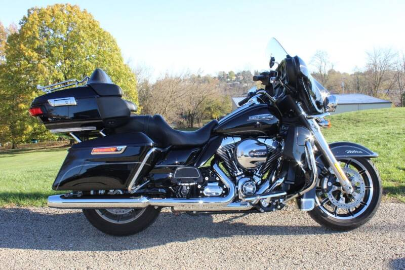 2014 Harley-Davidson ULTRA CLASSIC for sale at Harrison Auto Sales in Irwin PA