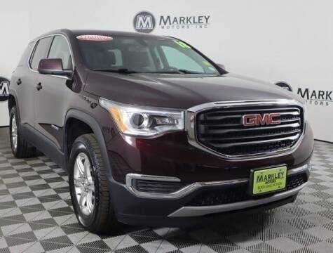 2018 GMC Acadia for sale at Markley Motors in Fort Collins CO