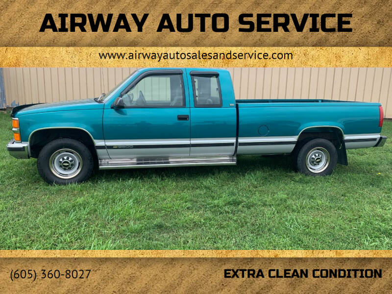 1995 Chevrolet C/K 2500 Series for sale in Sioux Falls, SD
