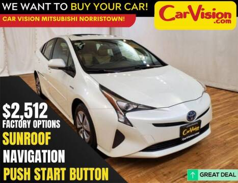 2017 Toyota Prius for sale at Car Vision Mitsubishi Norristown in Trooper PA