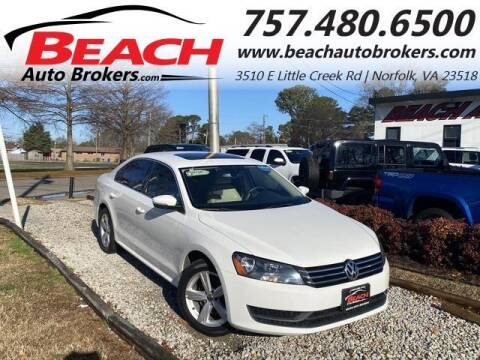 2020 Honda Accord for sale at Beach Auto Brokers in Norfolk VA
