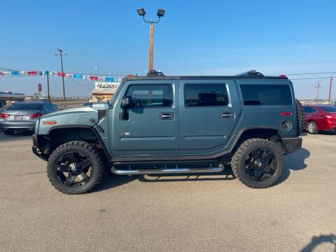 2006 HUMMER H2 for sale at First Choice Auto Sales in Bakersfield CA