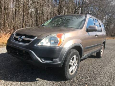 2004 Honda CR-V for sale at GOOD USED CARS INC in Ravenna OH