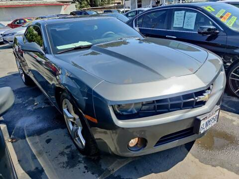 2010 Chevrolet Camaro for sale at Rey's Auto Sales in Stockton CA