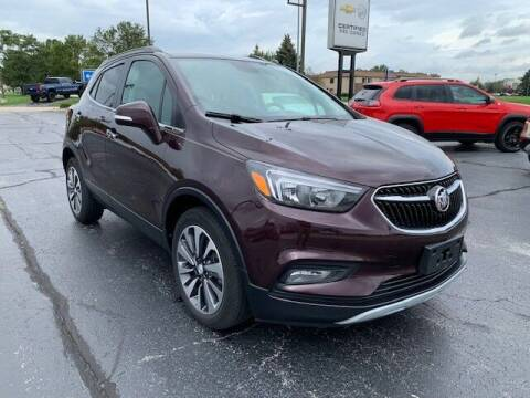 2018 Buick Encore for sale at Dunn Chevrolet in Oregon OH