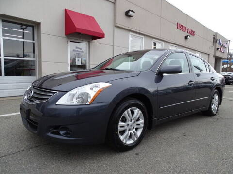 2012 Nissan Altima for sale at KING RICHARDS AUTO CENTER in East Providence RI