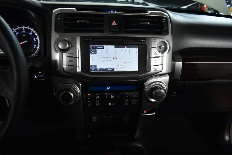 2018 Toyota 4Runner 4x2 Limited 4dr SUV - Miami FL