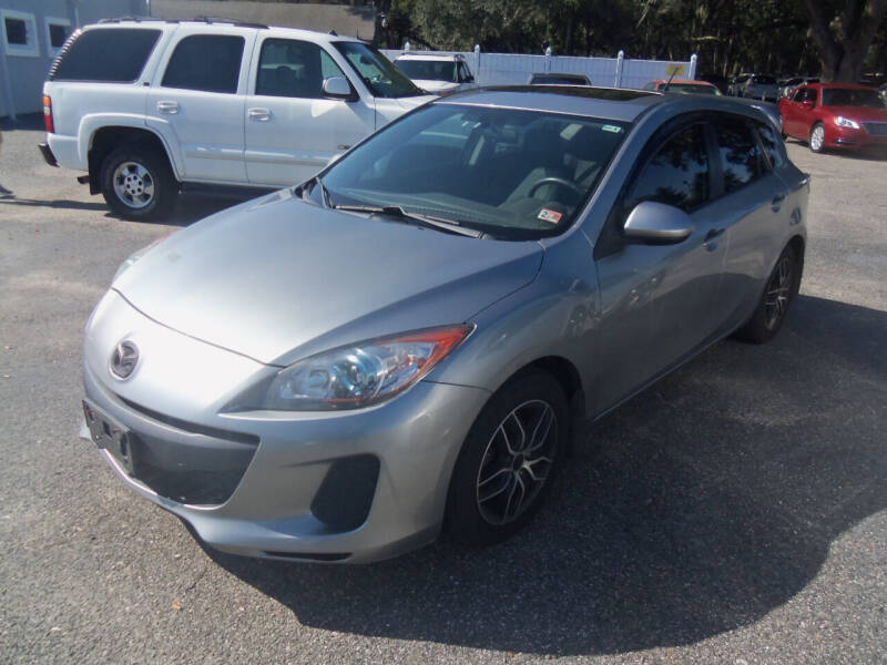2012 Mazda MAZDA3 for sale at ORANGE PARK AUTO in Jacksonville FL