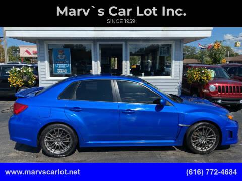 2011 Subaru Impreza for sale at Marv`s Car Lot Inc. in Zeeland MI