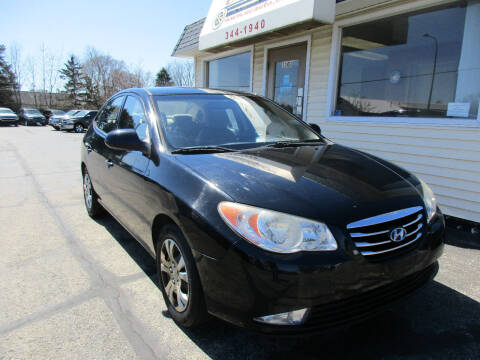 2010 Hyundai Elantra for sale at U C AUTO in Urbana IL